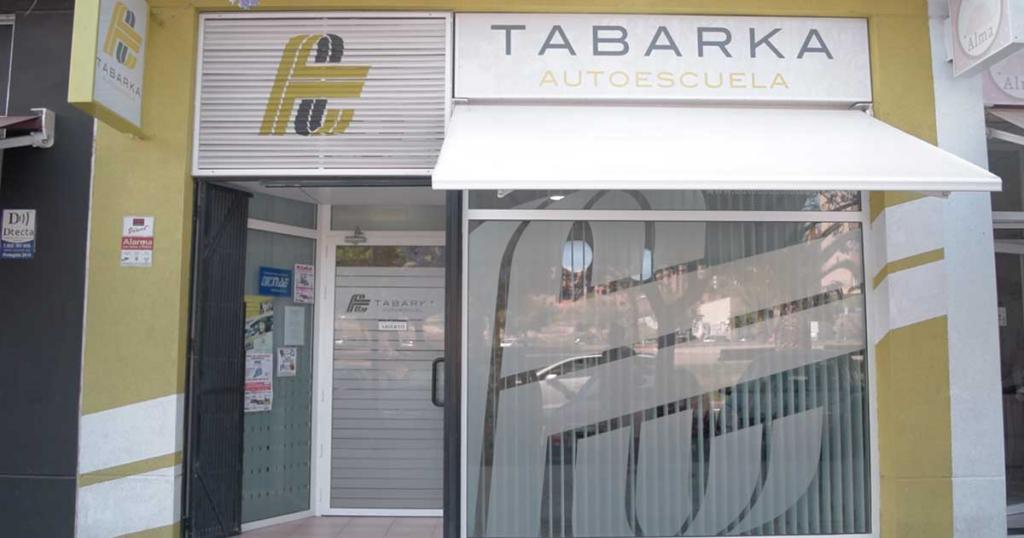 Imagen exámenes Autoescuela Tabarka